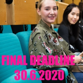 Final application deadline for Master Finance and Accounting approaching