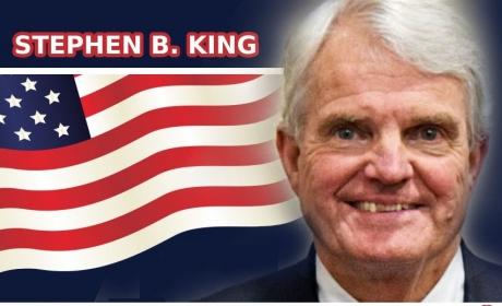 USA ambassador in Czech Republic Stephen B. King at VSE!