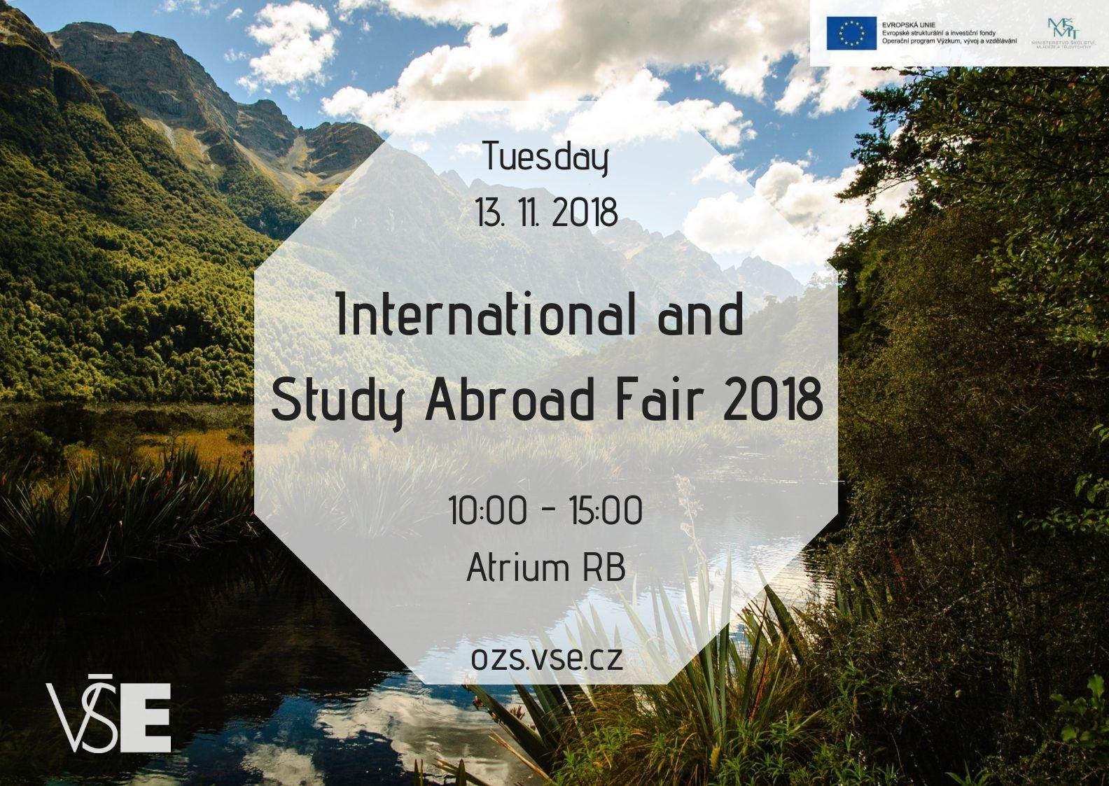 International & Study Abroad Fair