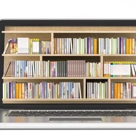 Library offers online literature database
