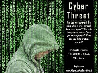 Cyber Threat lecture on digital security 6.12.2018