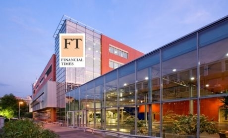 """Financial Times """"European Business Schools Ranking 2020"""": VŠE ranked 50th under its new name Prague University of Economics and Business"""