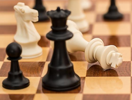 Šachový turnaj studentů a zaměstnanců VŠE – rektorský sportovní den