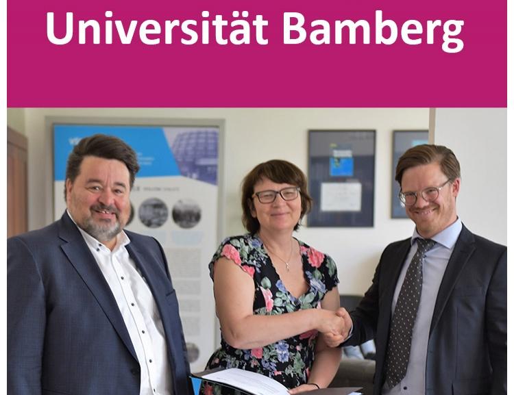 Nový Double Degree program FFÚ VŠE v Praze s Otto-Friedrich Universität v bavorském Bamberku