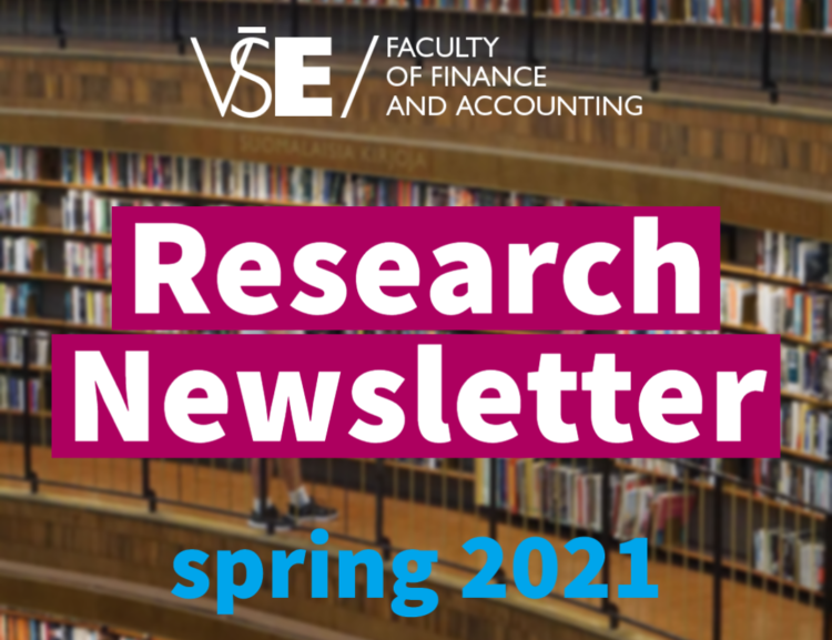 FFÚ Research Newsletter (spring 2021)