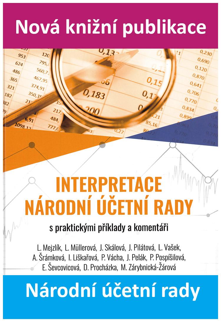 Nová knižní publikace Národní účetní rady