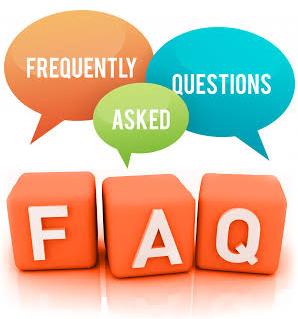 Odpovědi na časté otázky uchazečů (FAQ)