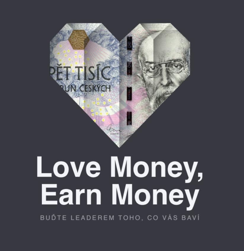 Pozvánka na odbornou konferenci – Love Money, Earn Money