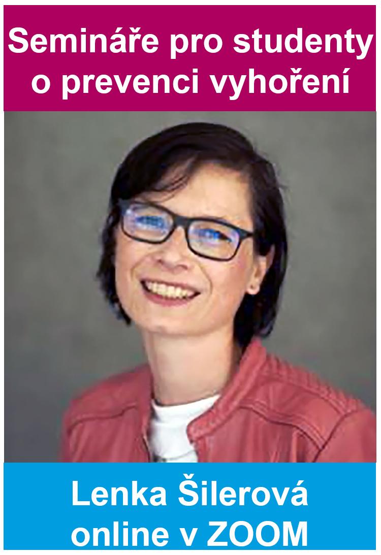 Online semináře o prevenci syndromu vyhoření a zvládání psychické zátěže
